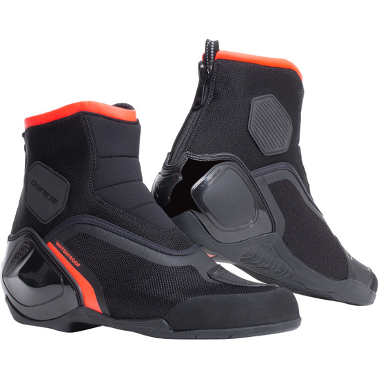 Botas DAINESE Dinamica D-WP Black / Fluo-Red
