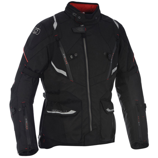 Chaqueta OXFORD Montreal 3.0 Tech Black