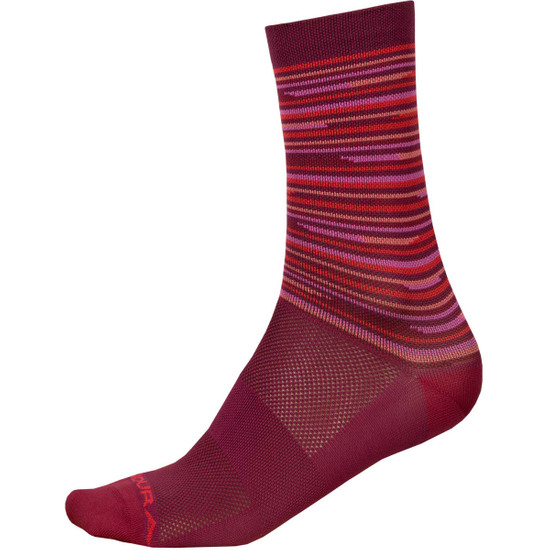 Calcetines ENDURA Pinstripe Lady Limited Edition