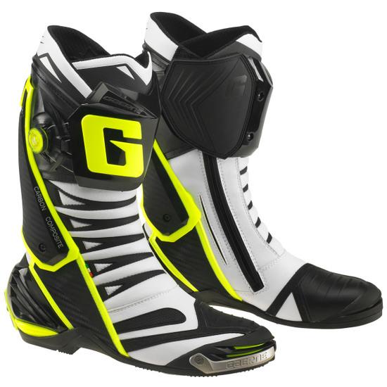Bottes GAERNE GP1 Evo White / Black / Yellow