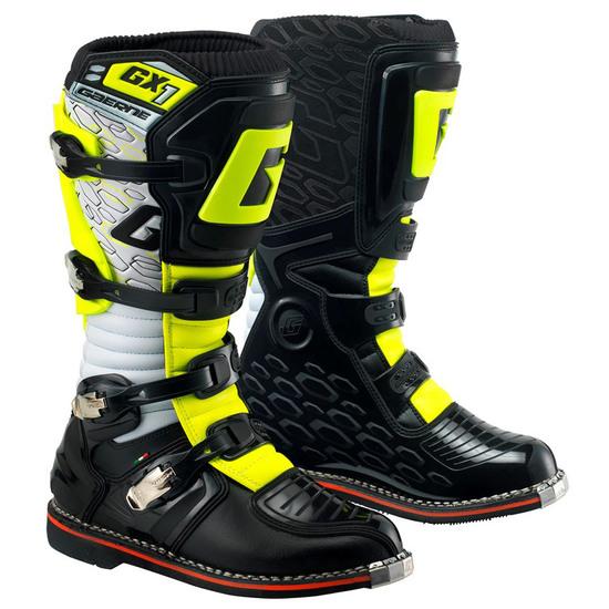 Botas GAERNE GX-1 Goodyear White / Black / Yellow