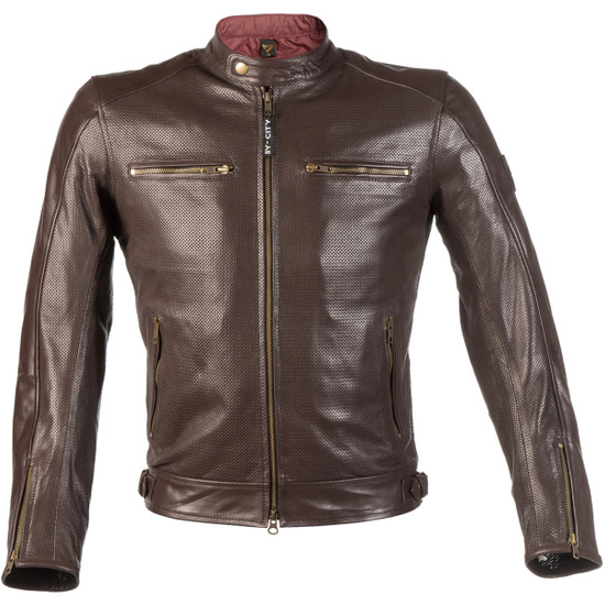 Giacca BY CITY Street Cool Brown