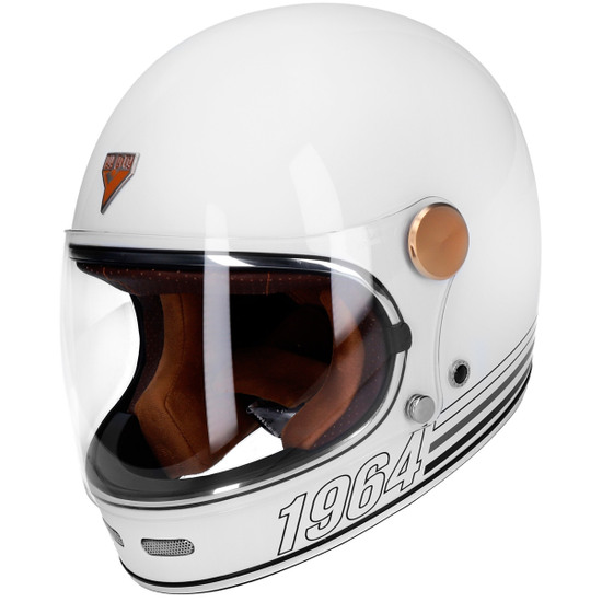 Casco BY CITY Roadster White