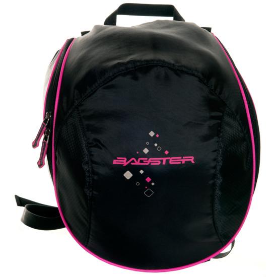 Borsa BAGSTER ix Lady Helmet Black / Pink
