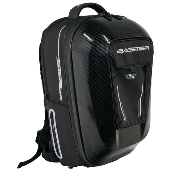 Sac BAGSTER Carbonrace Back Black