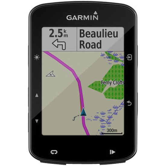 Gps GARMIN Edge 520 Plus Pack Black