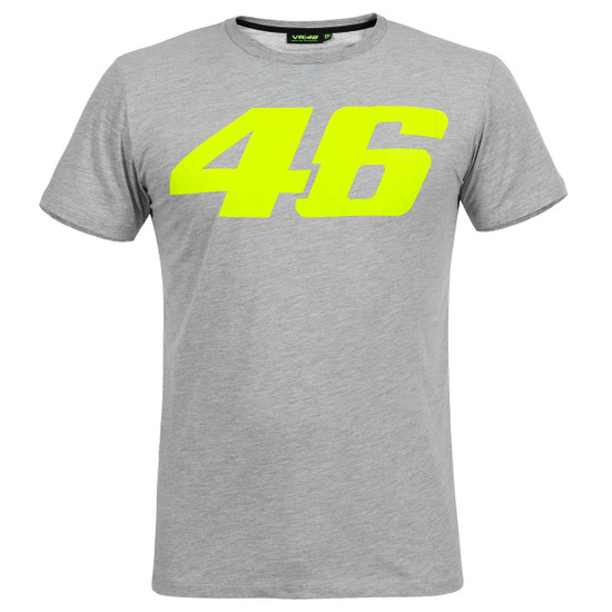 VR46 Rossi Core Large 46 3250 Grey Jersey