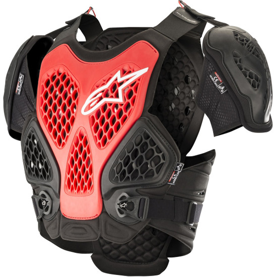 Protection ALPINESTARS Bionic Chest Black / Red