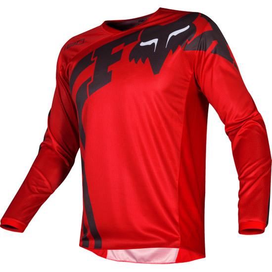 Camiseta FOX 180 2019 Junior Cota Red