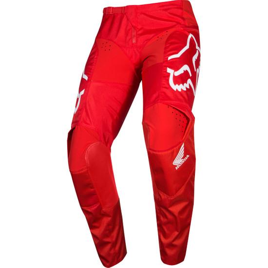 FOX 180 2019 Honda Red Pant