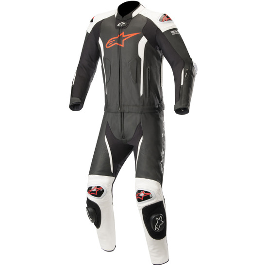 Anzug / Kombi ALPINESTARS Missile for Tech-Air Black / White / Red Fluo