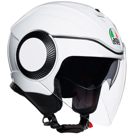 Helm AGV Orbyt Pearl White