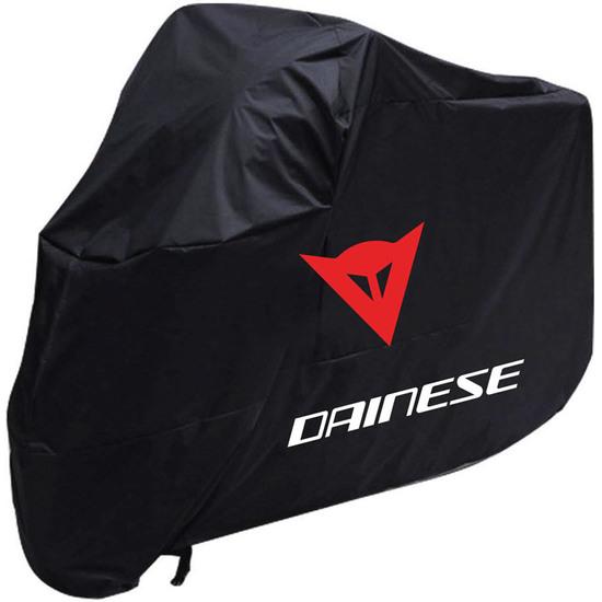 Copertura DAINESE Explorer Bike Cover Black