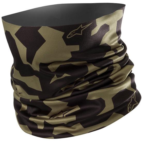 Thermobekleidung ALPINESTARS Camo Military Green / Black