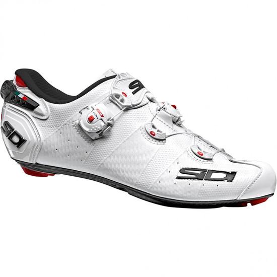 Schuhe SIDI Wire 2 Carbon White