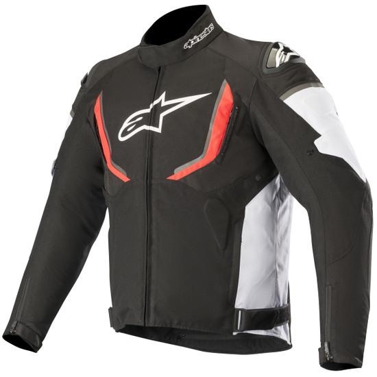 Alpinestars T-GP R V2 Drystar Jacket Black//White XL
