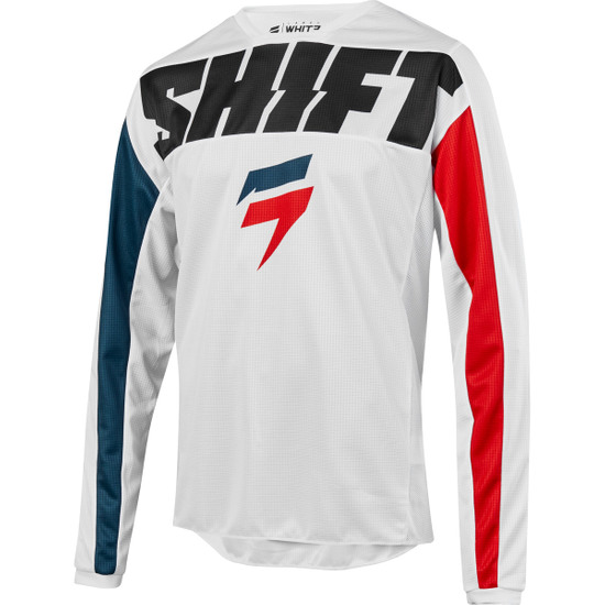 Camiseta SHIFT White Label York 2019 White