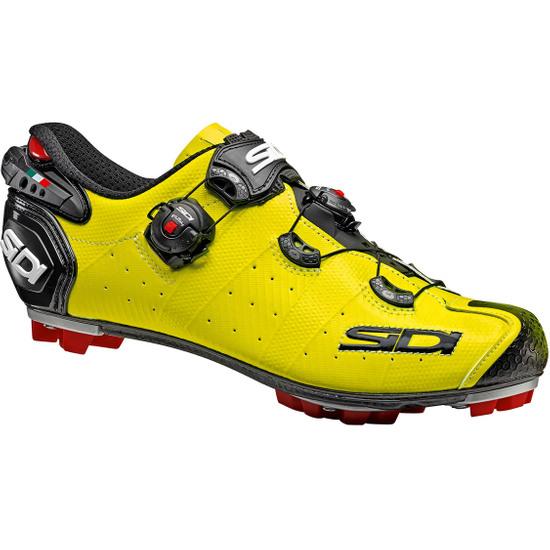 Zapatillas SIDI MTB Drako 2 SRS Yellow Fluo / Black