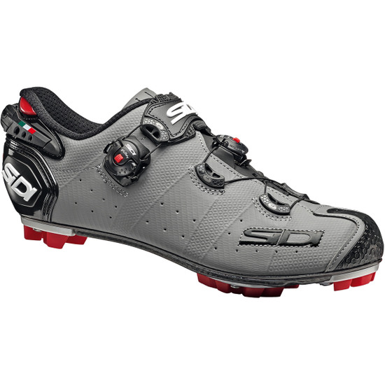 SIDI MTB Drako 2 SRS Matt Grey / Black Shoe