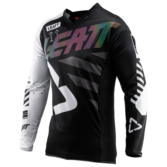 Camiseta LEATT GPX 5.5 Ultraweld 2019 Black