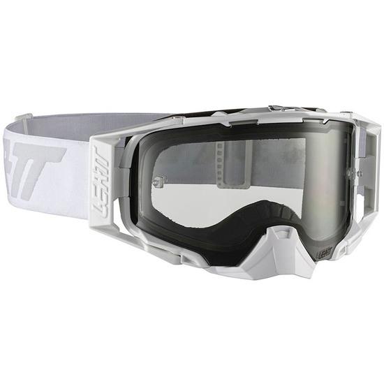 Gafas LEATT Velocity 6.5 White / Grey Light Grey 72%