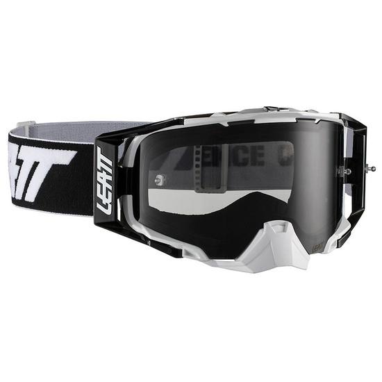 Gafas LEATT Velocity 6.5 Black / White Smoke 34%