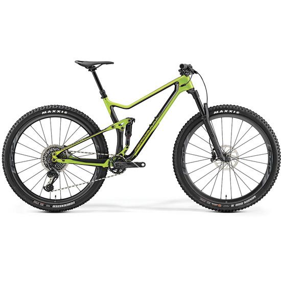 "Bicicleta de montaña MERIDA One Twenty 9 8000 29"" 2019 Green / Black"