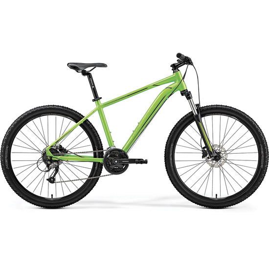 "MERIDA Big Seven 40-D 27,5"" 2019 Green / Black Mountainbike"