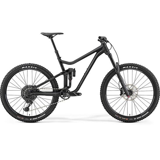 "Bicicleta de montaña MERIDA One Sixty 800 27,5"" Black"