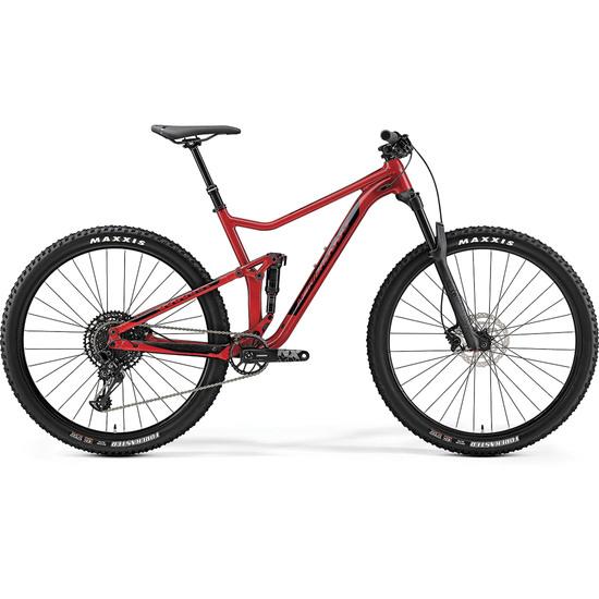 "MERIDA One Twenty 9 600 29"" 2019 Red / Black Mountainbike"