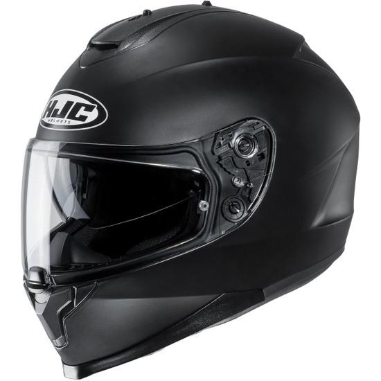 Helm HJC C 70 Semi Flat Black
