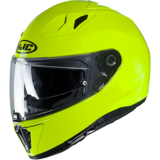 Helm HJC i 70 Fluorescent Green
