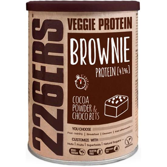 Ernährung 226ERS Veggie Protein Brownie Cocoa Powder & Chocobits