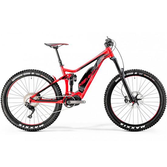Bicicleta de montaña MERIDA E-One Sixty 900 2019 Red / Black