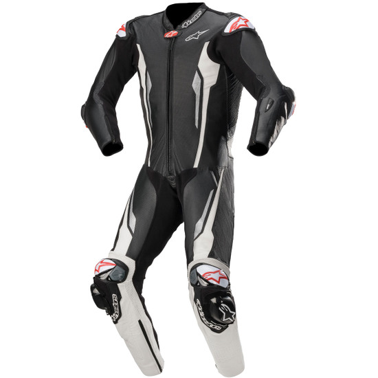 Fatos / Conjuntos ALPINESTARS Racing Absolute Professional for Tech-Air Black / White