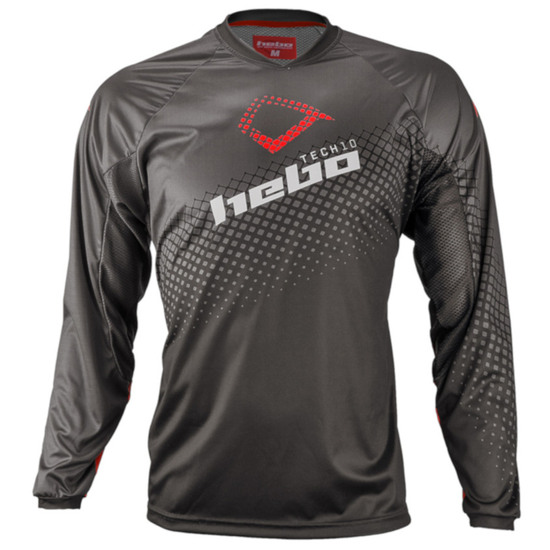 Maglietta HEBO Tech 10 Evo Black
