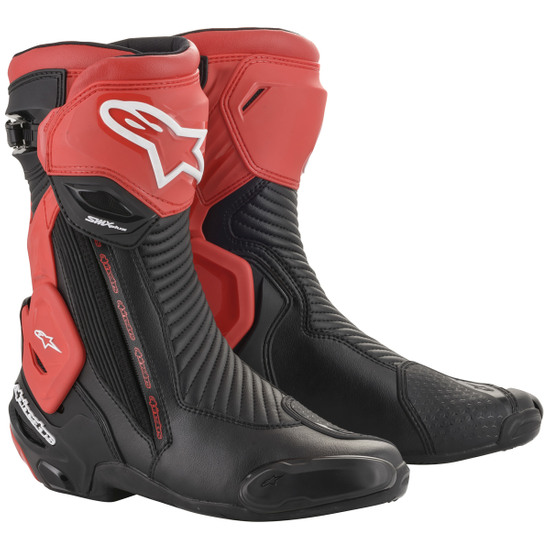 Stiefel ALPINESTARS SMX Plus V2 Black / Red