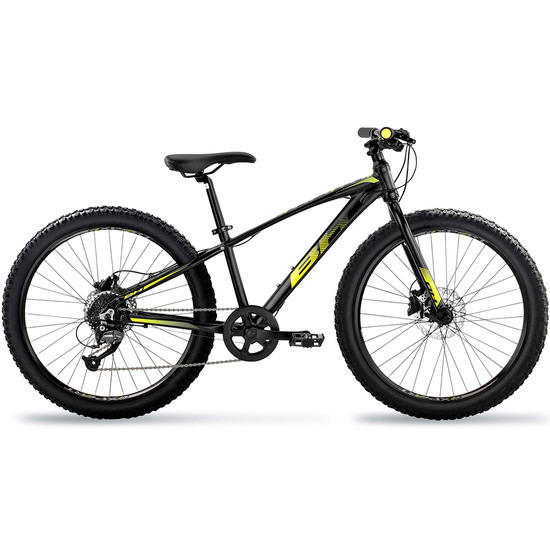 "Vélo Tout-Terrain BH Expert Junior 24"" Disc 2019 Black / Yellow"