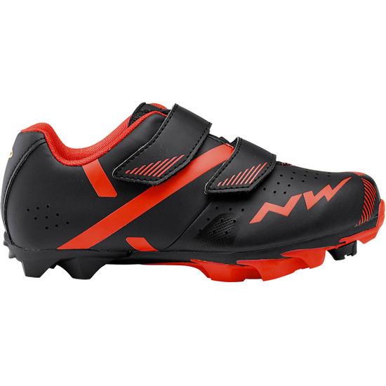 Zapatillas NORTHWAVE Hammer 2 Junior Black / Red