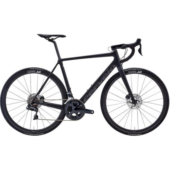 Vélo de route CERVELO R5 Ultegra DI2 Disc Black / Graphite