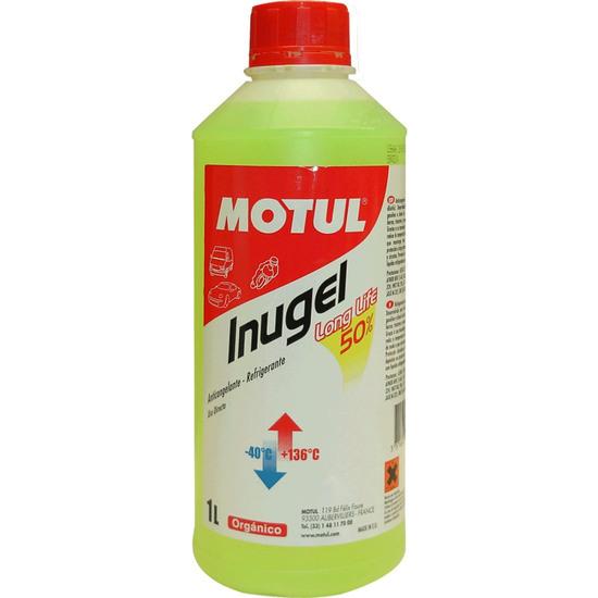 MOTUL INUGEL LONG LIFE 1L Oil and spray