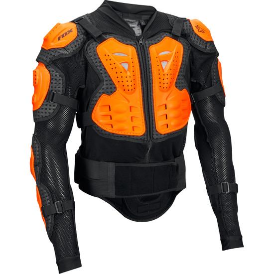 Protection FOX Titan Sport 2019 Black / Orange