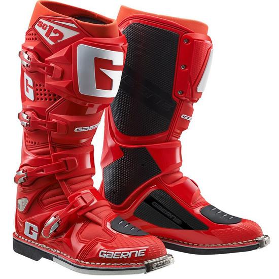 Stiefel GAERNE SG12 Solid Red