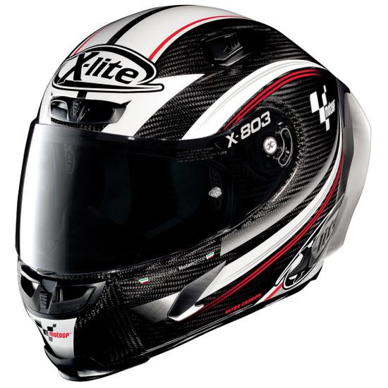 Casco X-LITE X-803 RS Ultra Carbon MotoGP Carbon