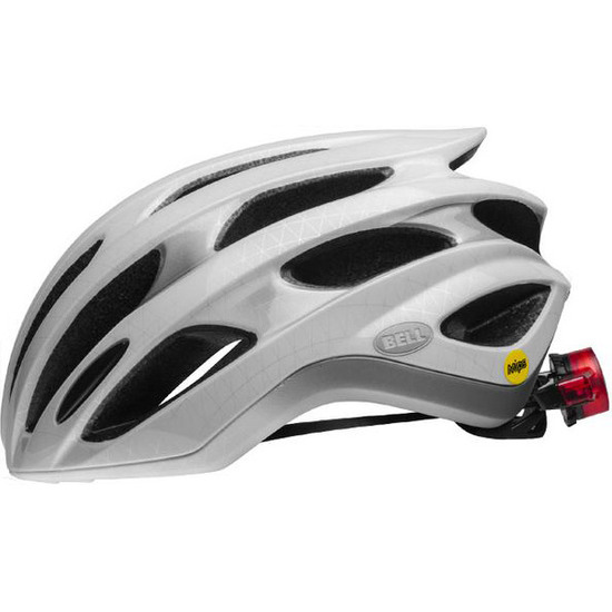 Casque BELL Formula LED MIPS Slice Matte - Gloss White / Silver