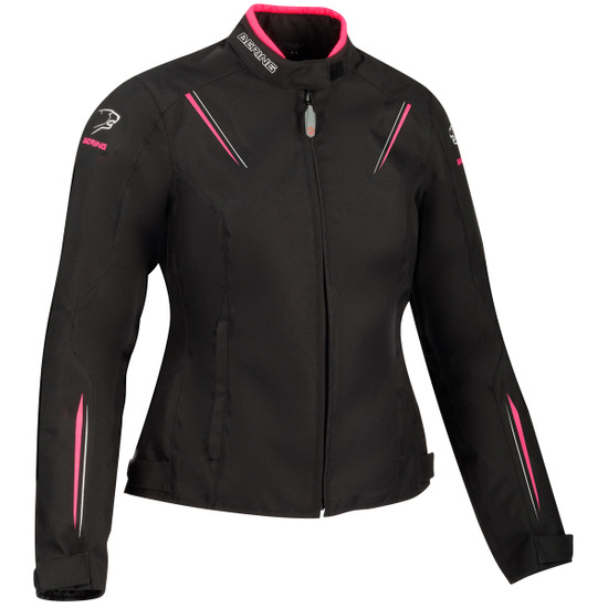 BERING Meryll Lady Black / Fuchsia Jacket