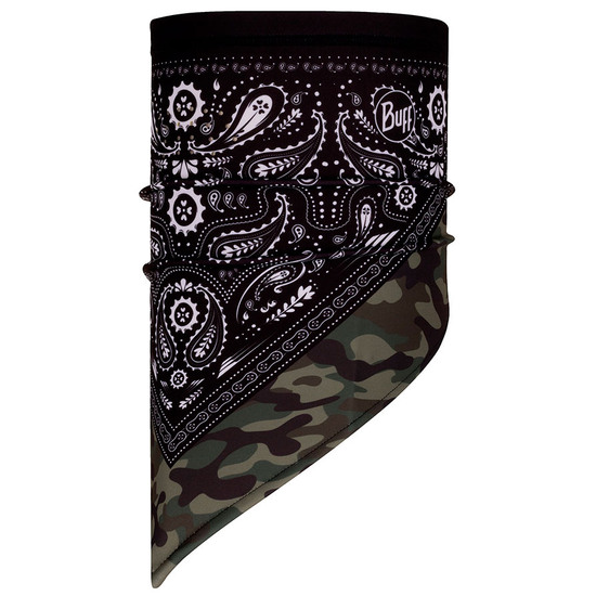 Térmico BUFF Tech Fleece Bandana Camo Cash Multicolor