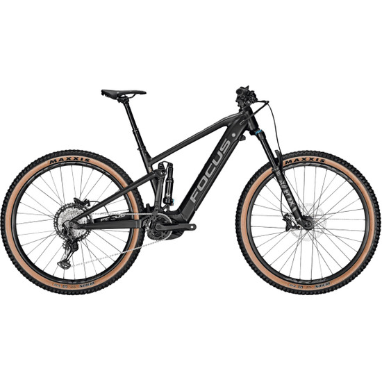 Mountainbike FOCUS Jam2 6.8 Nine 2020 Black