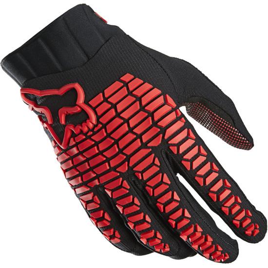 Gloves Fox Defend Black//Black M