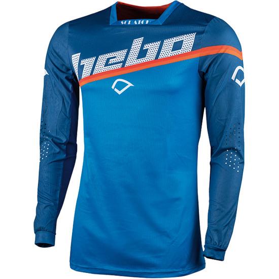 Maglietta HEBO Scratch 2020 Blue